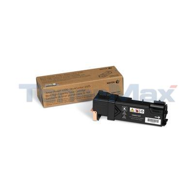 XEROX PHASER 6500 TONER CARTRIDGE BLACK HY